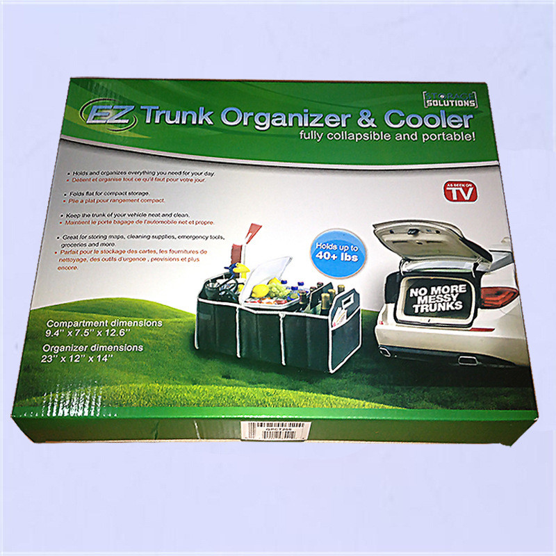 Trunk Organizer Cooler