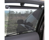black side car roller sunshade